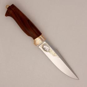 Нож «Барс» люкс