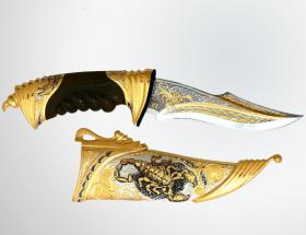 Нож Скорпион