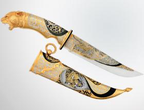 Нож охотничий «Ягуар»