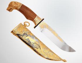Нож охотничий «Собака»