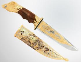 Нож охотничий «Кабан»