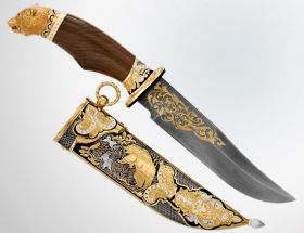 Нож охотничий «Медведь»