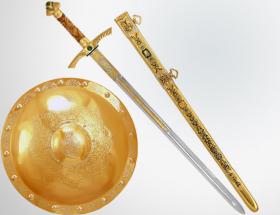 Щит и меч в паре