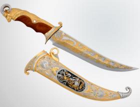 Нож «Золотое руно»